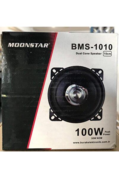 Moonstar Bms-1010 Max Power 100w 10 Cm Oto Hoparlör Tekli Üründür