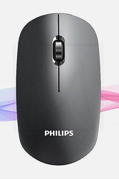 Philips Siyah Kablosuz Optik Mouse
