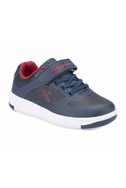 Kinetix Dinro Erkek Çocuk Kırmızı Laci Spor Ayakkabı
