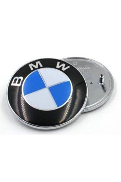 BMW 82mm Ön Kaput Arma Ön Logo Yeni Logo Amblem