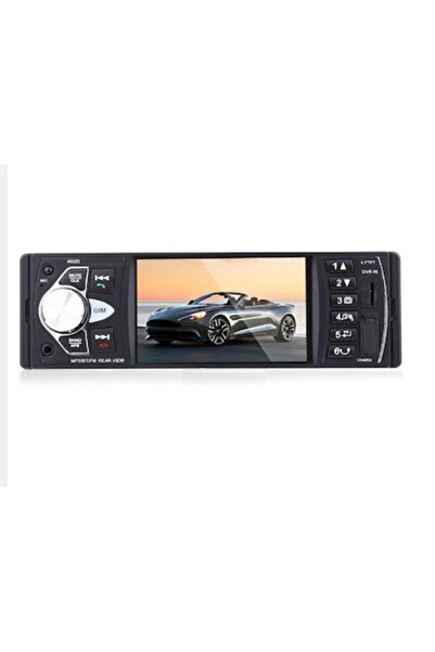 Merkez Ticaret 4.1 Inç Tft Ekran Oto Teyp Müzik Dinleme, Bluetooth, Mp5 Player, Aux Girişi