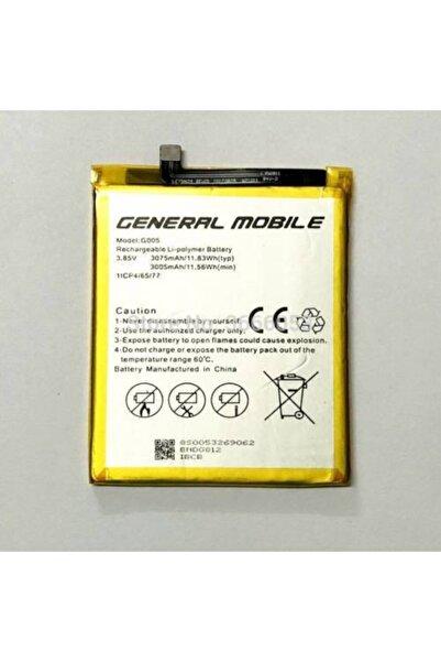 General Mobile Gm8 Batarya Orjinal Pil G005