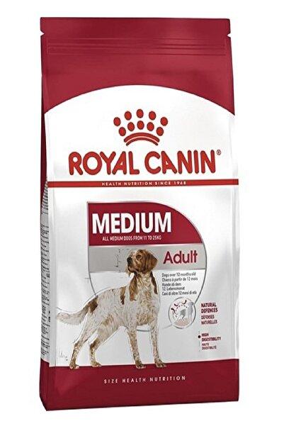 Medium Adult Orta Irk Yetişkin Köpek Maması 15 kg