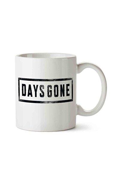 MET DESİGN Days Gone 3 Porselen Kupa Bardak