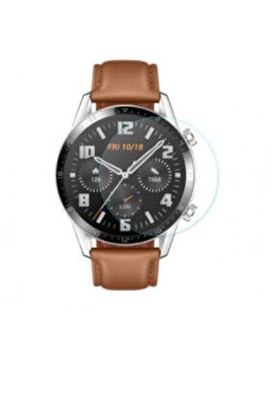 Huawei Watch Gt 2 46mm (2019) Tempered Kırılmaz Cam Koruyucu