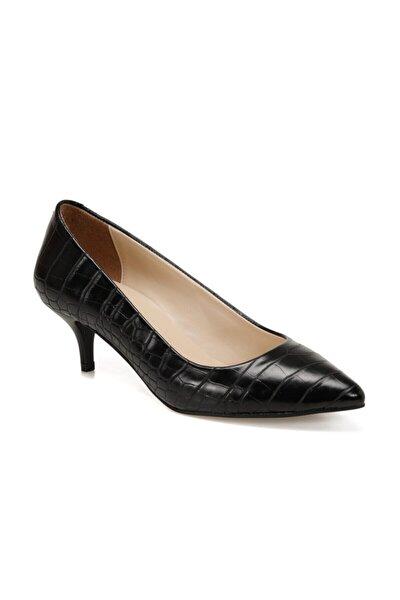 Butigo 20k-705 Kroko Kadın Topuklu Ayakkabı