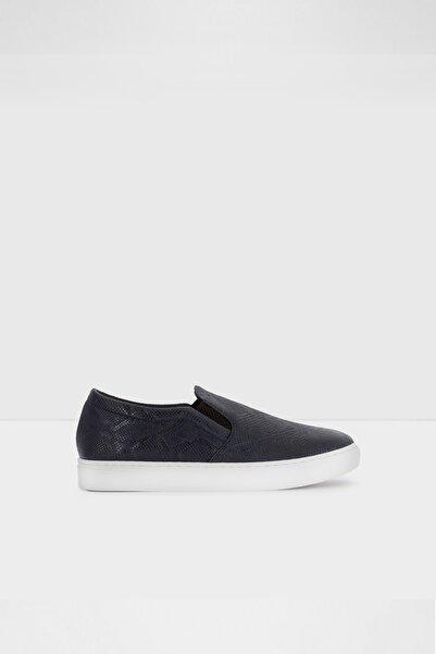 Aldo Kadın Lacivert Suni Deri Murcıa Sneaker