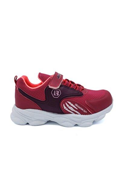 Arvento Unisex Pembe Bağcıksız Yürüyüş Ayakkabısı