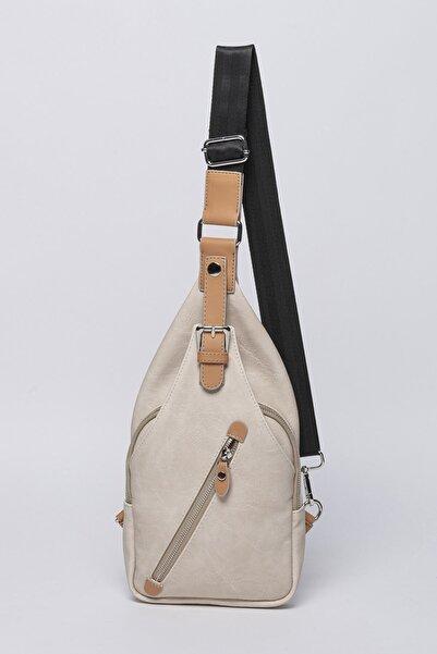 Jacquline Kadın Bej Body Bag