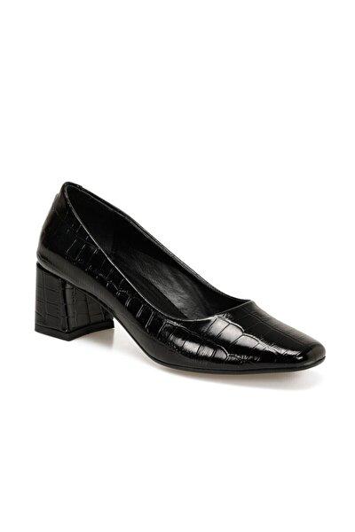 Butigo 20k-757 Siyah Kadın Topuklu Ayakkabı