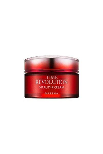 Missha Mıssha Yaşlanma Karşıtı Canlandırıcı Krem Time Revolution Vitality Cream 8806185748285