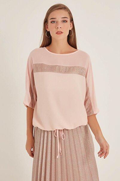 HomeStore Kadın Pembe Bluz 20230007204