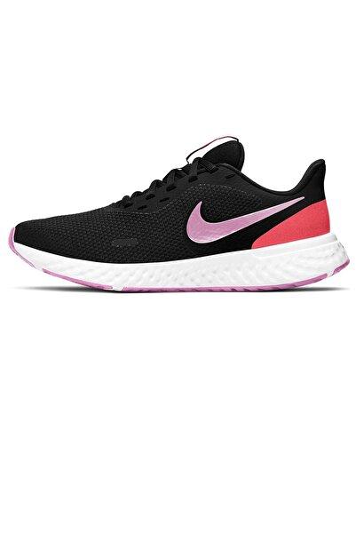 Nike Kadın Siyah Revolution 5 Koşu Ayakkabısı Bq3207-008