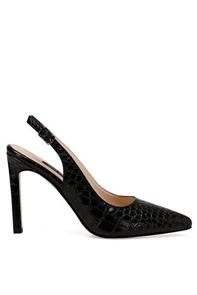 Nine West Tara2 Siyah Kadın Topuklu Ayakkabı