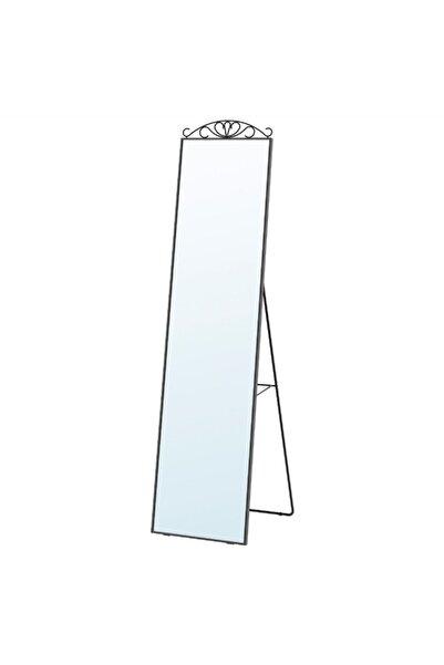 Zizuva Ayaklı Boy Aynası 40x167cm