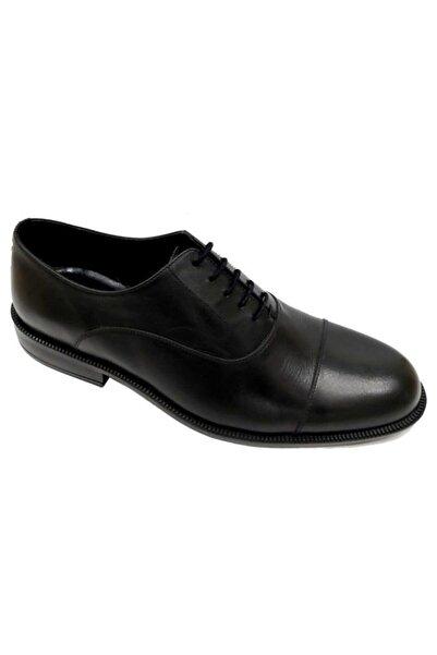 Fosco 6414 Hakiki Deri Poli Taban Erkek Ayakkabı