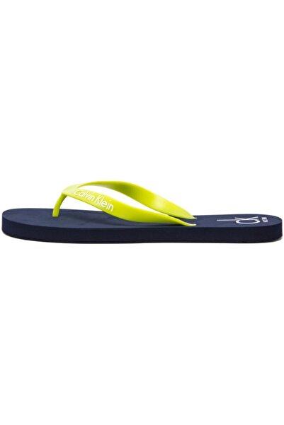Calvin Klein Ünisex Lacivert Sandalet
