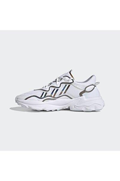 adidas Erkek Beyaz Ozweego Günlük Spor Ayakkabı