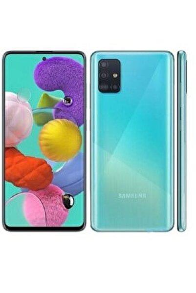 Galaxy A71 128GB Mavi Cep Telefonu (Samsung Türkiye Garantili)
