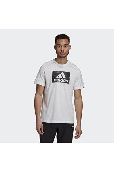 adidas Erkek Günlük T-shirt M Brshstrk T Gd5894