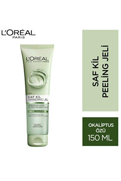 L'Oreal Paris L'oréal Paris Saf Kil Arındırıcı Jel 150ml. Kozmetikexpo