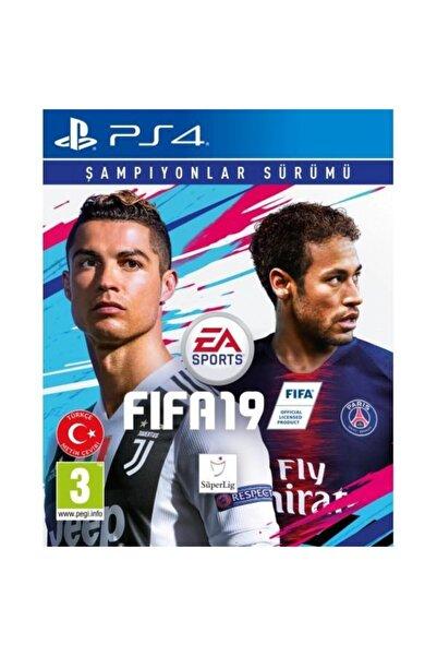 EA Sports Fifa 19 Champions Edition Ps4
