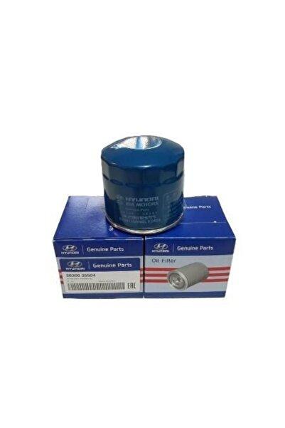 HMC Hyundai Getz Yağ Filtresi Benzinli 1.3/1.4/1.6 2630035504 Orjınal