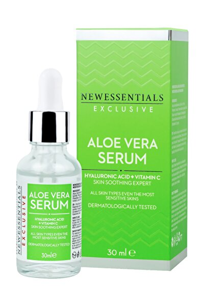 New Essentials Aloe Vera Serum 30 ml 8682079030458