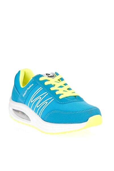 LETOON Kadın Turkuaz Airmax Yürüyüş Ayakkabısı 2210