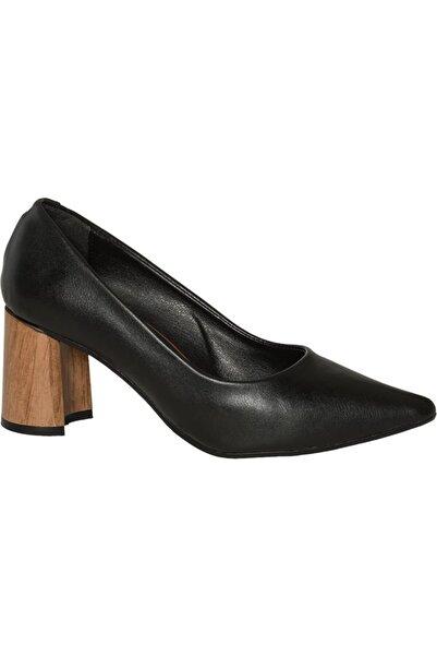 Catwalk Deichmann Catwalk Kadın Siyah Topuklu Ayakkabı