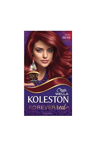 Koleston Aşk Alevi Kit Saç Boyası 66 46