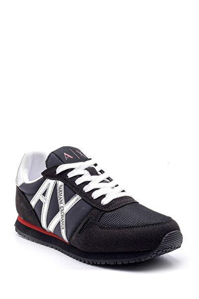 Armani Exchange Kadın Siyah Sneaker XDX031 XV137 00002