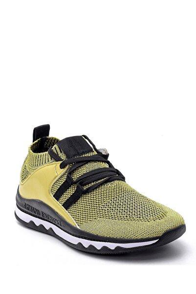 Armani Exchange Kadın Siyah Sneaker Ayakkabı