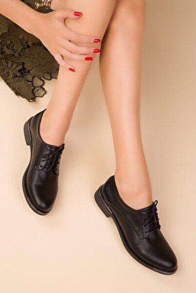 Siyah Kadın Casual Ayakkabı 15248
