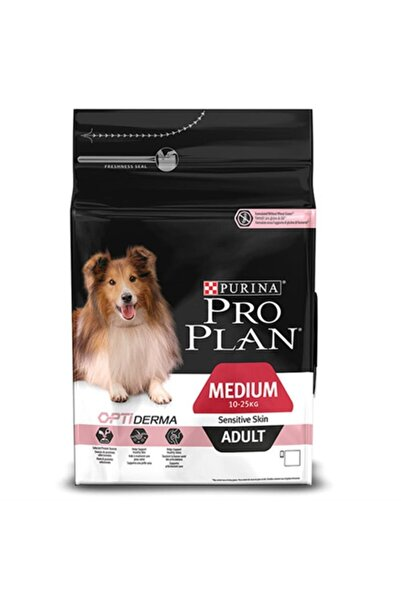 Proplan Pro Plan Medium Somonlu Hassas Yetişkin Köpek Maması 3kg