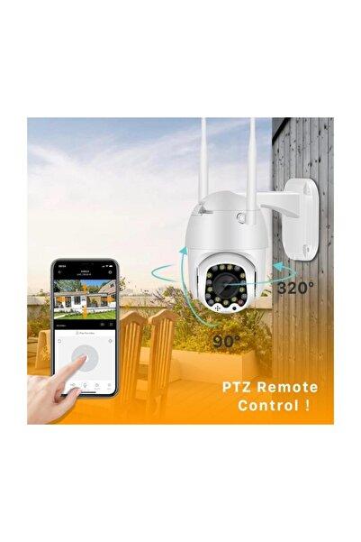 yoosee Mc-ys V66 Polis  Işıklı Kablolsuz Çift  Antenli  Hareketli Nesneyi Takip Eden  Ip Güvenlik Kamerası