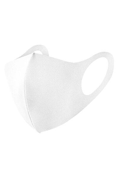 3M Beyaz Yıkanabilir İnce Esnek Yüz Maskesi Nano Maske