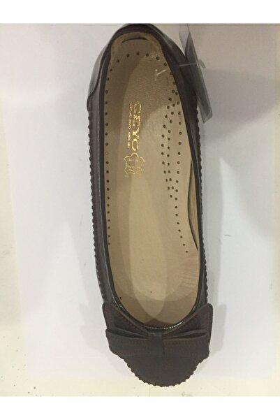 Ceyo Kadın Kahve Anatomik Ayakkabı 9920-6