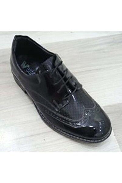 Vicco Erkek Siyah Filet Rugan Ayakkabı V935.n.619 028