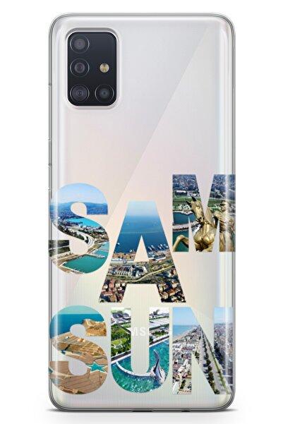 Lopard Samsung Galaxy A51 Kılıf Samsun Gezi Arka Kapak Koruma Desenli Full Koruyucu