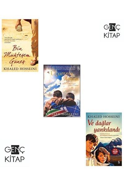 Everest Yayınları Khaled Hosseını 3 Kitap Bin Muhteşem Güneş-uçurtma Avcısı-ve Dağlarda Yakındılandı
