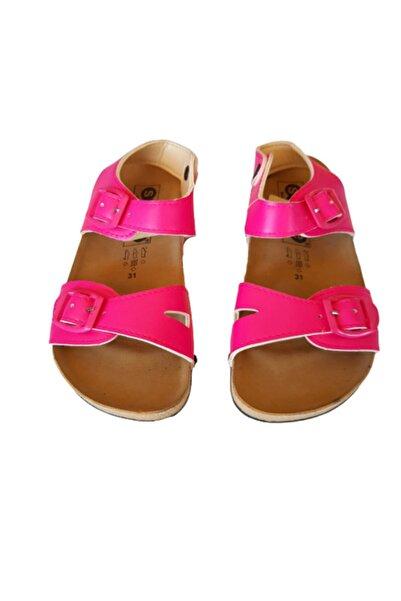 Soobe Kız Çocuk Pembe Sandalet