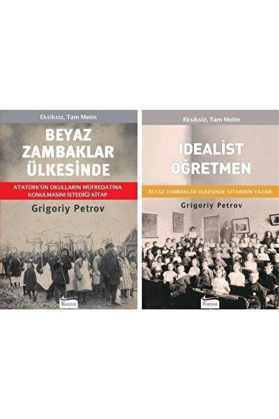 Koridor Yayınları Beyaz Zambaklar Ülkesinde / Idealist Öğretmen 2 Kitap Set