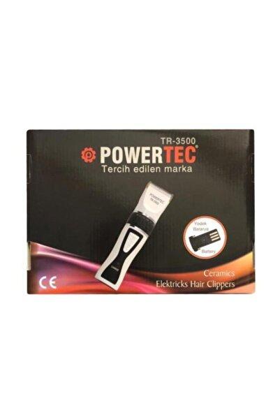 Master Powertec Şarjlı Saç Kesme Makinesi Tr-3500
