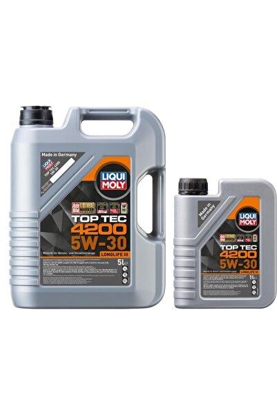 Liqui Moly Lıquı Moly 5w30 Motor Yağı Tam Sentetik Top Tec 4200 5+1 L