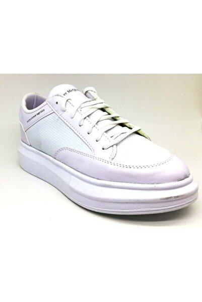 Casual Erkek Beyaz Spor Ayakkabı
