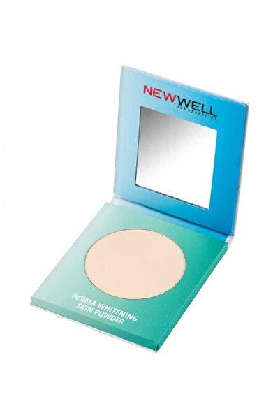 New Well Pudra - Derma Whitening Skin Powder 8680923319384