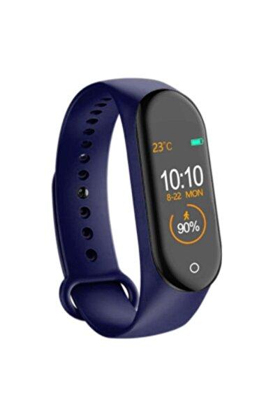 Everest M4 Akıllı Bileklik Saat Watch Band Kalp Ritim Koşu Spor Uykutakip