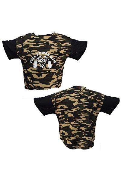 Full power Gym Ragtop Spor T-shirt
