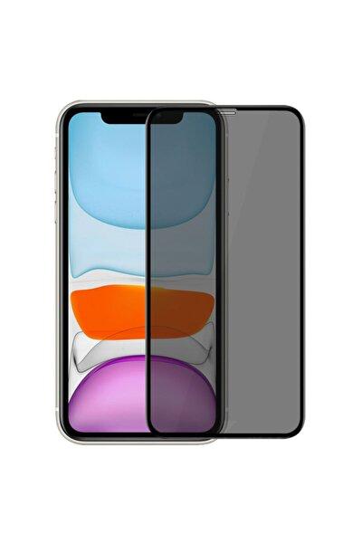 Apple Iphone 11 (6.1'') Kavisli Gizlilik Filtreli Zengin Çarşım Hayalet Ekran Koruyucu